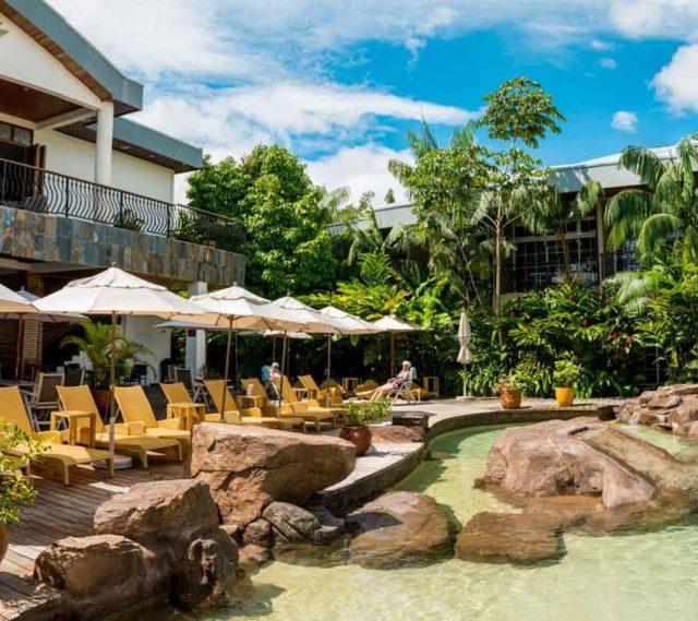 Jacana Wellness Resort